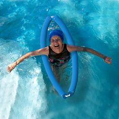 Aquatic Walker Comfort Rehab Support Pool Aid Extra Buoyant and Durable