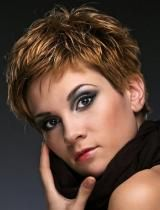 The most popular short hairstyle in the UK for 2012. ....so far. What do you think?