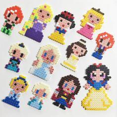Minimalist Watch, Swiss Watch, Best Swiss Made Watch Hama Beads Disney, Perler Beads, Swiss Made Watches, Rapunzel, Elsa, Disney Princess, Creative, Hobby, Barn
