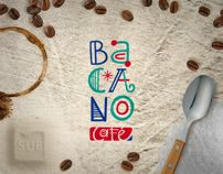 Bacano Café - Cafeteria Identity