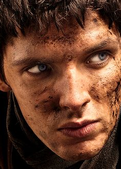 His eyes <3