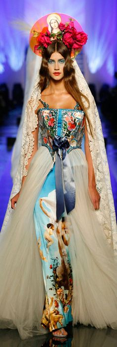 Jean Paul Gaultier: From Sidewalk To The Catwalk