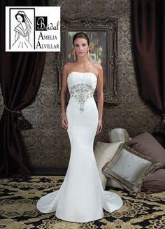 Bridal Amelia Alvillar - El Paso, Texas -