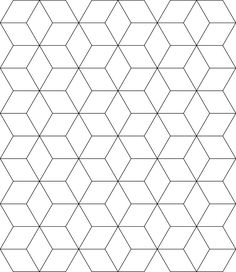 The breathtaking Free Tessellation Patterns To Print Pattern Block Templates, Pattern Blocks, Tessellation Patterns, Tile Patterns, Pattern Coloring Pages, Colouring Pages, Geometric Designs, Geometric Art, Tesselations