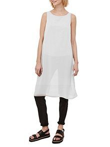 Featherweight Jersey Longline Tunic Long A Line, Dresses For Work, Tunic Tops, Shopping, Women, Fashion, Moda, Fashion Styles, Fashion Illustrations