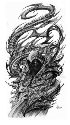 Serpent Warrior by Loren86 on @DeviantArt