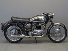 Norton 1955 Dominator 600cc 2 cyl ohv 2508