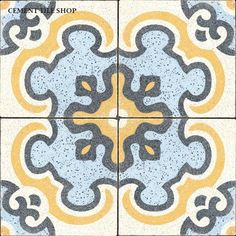 Cement Tile Shop - E