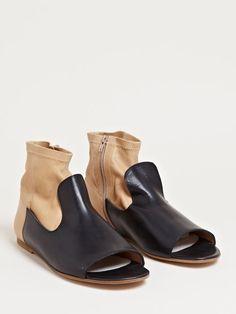 Maison Martin Margiela Women's Open Toe Boots