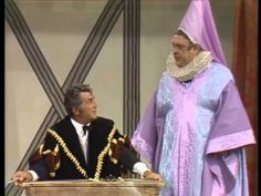 Dean Martin & Zero Mostel - Shakespeare P.s.....Puttin on the Ritz,will ye.....;) ?.....ha-ha :) bloody marvelous....:))))