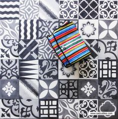 Sadus Tiles handmade cement tiles made in Bali - Indonesia