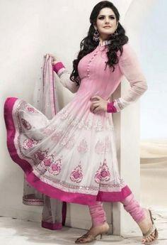 Anarkali Frock Designs 2012 | Fandiz India - Latest Indian Fashion Trends