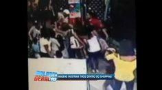 Veja imagens exclusivas do momento em que PM atira dentro de shopping no Rio - Vídeos - R7