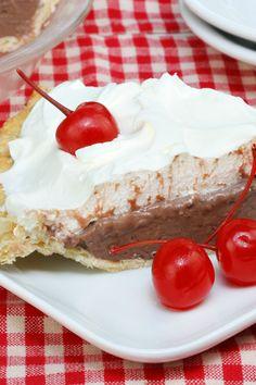 Coconut (Haupia) and Chocolate Pie Recipe