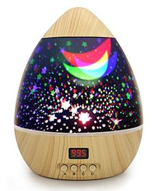 2019 New Style Childrens Universe Planet Night Light Sky Led Projector Mood Lamp Kids Bedroom Agreeable To Taste Home & Garden Lamps, Lighting & Ceiling Fans