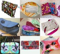 Sign up to get free sewing patterns from indie designers!