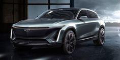 2021 Cadillac Lyriq Is the New Electric SUV Member Cadillac Ats, Cadillac Escalade, General Motors, All Electric Cars, Electric Pickup, Electric Vehicle, Jaguar, Bmw I3, Toyota Prius