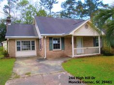 We expect this Moncks Corner SC Home for sale to sell quickly at this low price! #MoncksCornerSCHomeForSale #JanetKuehn #SouthernBreezesRealEstate