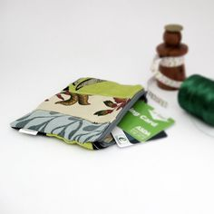 Zipper Pouch  Coin Purse  Gadget Case  by MartisanneHandmade, £8.23 #MENTIONMONDAY