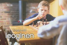 looginen ~ logical