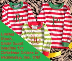 Iron-on Vinyl for Christmas pajama shirts. Miss Morgan Designs ...
