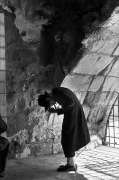 Muro de las Lamentaciones, Jerusalén – Abbas, 1991