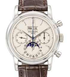 In-Depth: A Personal, Detailed Account Of Eric Clapton's Platinum Patek Philippe 2499