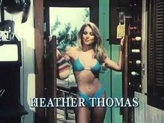 The Fall Guy, Heather Thomas, Born: September 1957 (age 60 years), Greenwich, CT Height: Heather Thomas, Tv Nation, Tv Theme Songs, The Fall Guy, Lee Majors, Tv Themes, Tv Show Casting, Love Boat, The Way I Feel