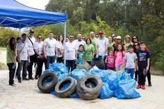 """Ο Κυπριακός Οργανισμός Τυποποίησης στηρίζει και συμμετέχει στην εκστρατεία """"Καθαρίζουμε την Κύπρο σε μια μέρα"""""""