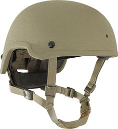 HIGH CUT, ACH-shaped helmet, ideal for Law Enforcement, Security, Federal Agency. Offers NIJ IIIA level threat protection. Helmet includes 1 NVG hole and the standard Revision Liner and Harness Systems. Ideal for use with Batlskin Viper Modular Head Protection system.