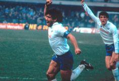 Maradona + Ferrara.