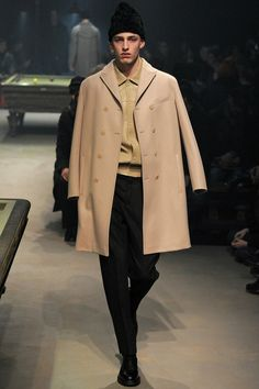 Carven | Fall 2014 Menswear Collection | Style.com