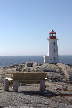 Peggy's Cove Lighthouse, York Beach, Maine