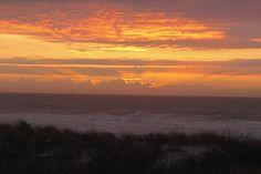 Sunrise on Ocean Isle Beach, NC