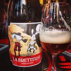 Cerveja do dia: Le Trou du Diable La Bretteuse (7,3% / Shawinigan - Canadá) #cervejadodia