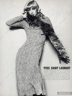 Yves Saint Laurent, 1973