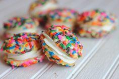 Funfetti Whoopie Pies
