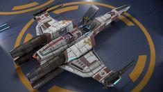 Spaceship Art, Spaceship Design, Spaceship Concept, Space Fighter, Air Fighter, Star Wars Concept Art, Star Wars Fan Art, Star Trek, Star Wars Spaceships