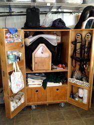 8 best tack trunk images horse stalls saddles tack box rh pinterest com