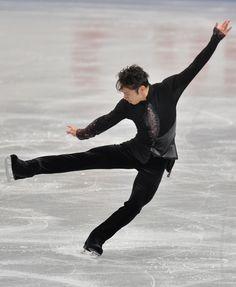 Daisuke Takahashi Photos: 82nd All Japan Figure Skating Championships - Day One