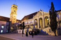 Portugal 13 Universidad de Coimbra – Alta y Sofía