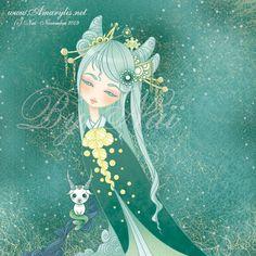 Kokeshi capricorn by Nailyce.deviantart.com on @deviantART