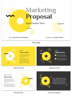 Propose a marketing plan with this Zig Zag Marketing Proposal Business Presentation Template. It's simple and easy to customize from the colors to the background images and icons. Look for more marketing proposal presentation templates on Venngage. Presentation Maker, Business Presentation Templates, Presentation Design, Marketing Presentation, Marketing Proposal, Business Proposal, Business Branding, Business Design, Business Tips
