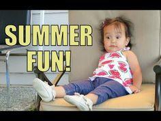 SUMMER FUN!!! - July 04, 2015 -  ItsJudysLife Vlogs