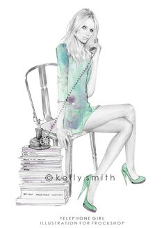 FS Loves: Kelly Smith « FS Style – The Official Blog of FrockShop.com