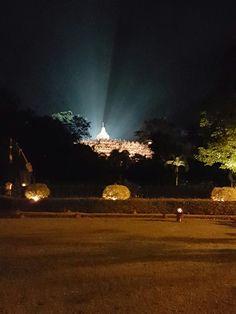 La magia di Borobudur