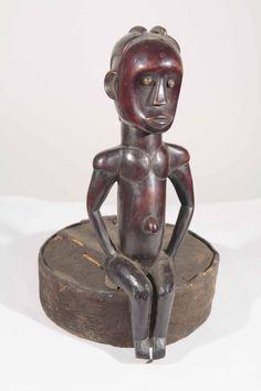 Statue reliquaire africain Fang du Gabon 49 : Galerie Art Africain : masques et statues africaines, décoration et arts primitifs Afrique