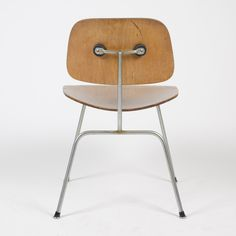 #Vintage #Eames DCM. After sixty five years, still providing great service and performance!