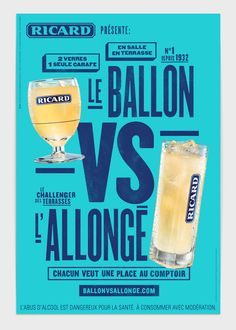 Ricard - Ball vs Lying - www.pierrejeanneau.com