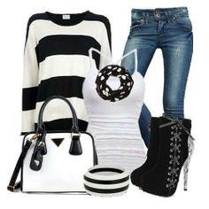 Black& White boldly